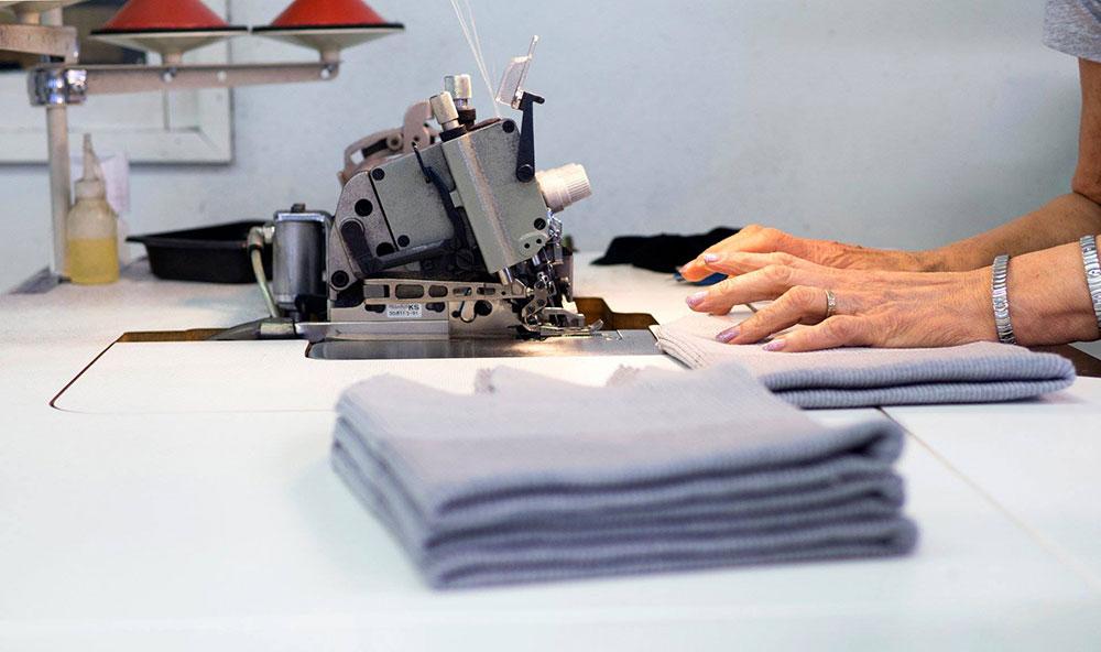 Nevertex valmistaa kaikki Coston neuletuotteet.